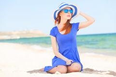 redhead-girl-beach