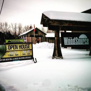 Creative Spaces: The WoodSource