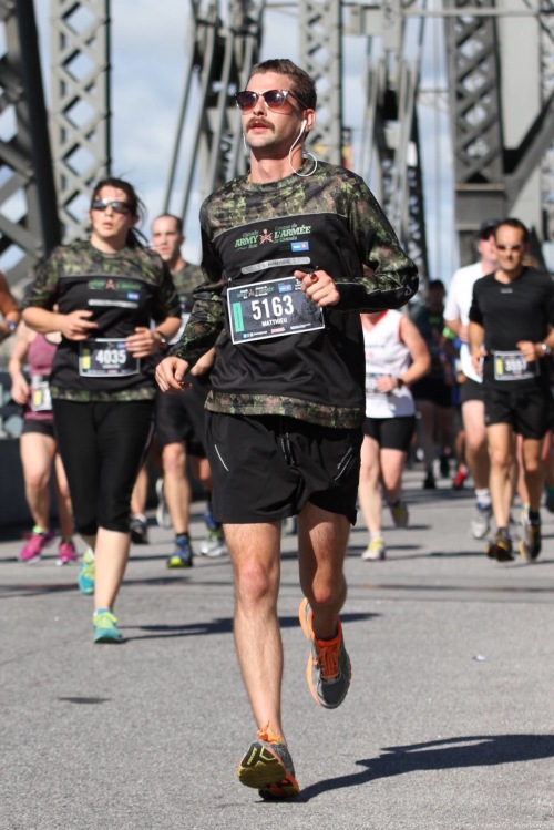 2015 Canada Army Run / Course de l'Armée du Canada