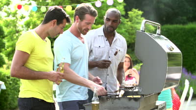 BBQ Guest Gives Host Unsolicited Grilling Advice